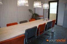 Meeting room @ Your Social Breda