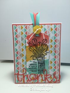 Stampin' Up! Love is Kindness