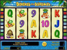 Игровой автомат (слот) Bananas go Bahamas