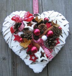 Vánoční srdíčko - rezervace