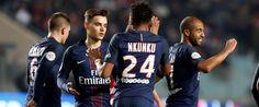 VIDEOS. Club Africain - PSG (0-3) : Paris attaque l'année du bon pied