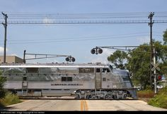 RailPictures.Net Photo: CB 9911A Chicago Burlington & Quincy Railroad E-5 at Rockford, Illinois by Tom McNair