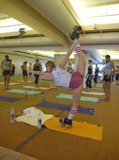 Derby Girl Bikram Yoga