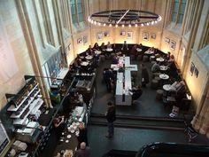 Selexyz Dominicanen bookstore in the Netherlands
