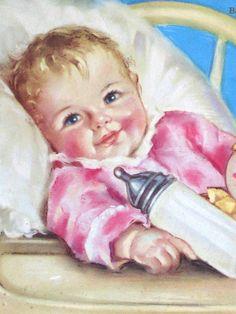 Charlotte Becker - baby