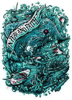 dan mumford: in fear and faith-whale time