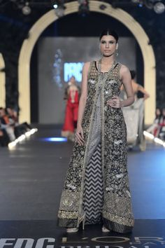 Check out stunning bridal dresses by Sana Safinaz at PFDC Loreal Paris Bridal Week Pakistani Wedding Dresses, Designer Wedding Dresses, Bridal Dresses, Dresses 2013, Party Dresses For Women, Dress Designs For Girls, Anniversary Dress, Engagement Party Dresses, New Years Dress