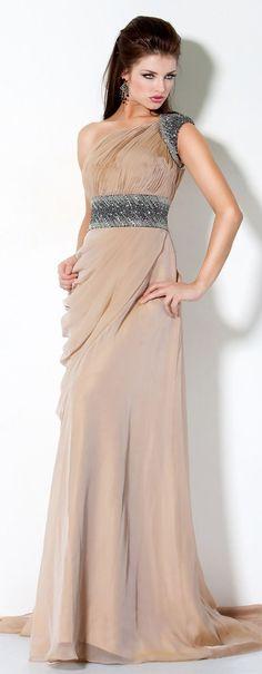 Jovani Dress - Charming Champagne * ° •. ¸ ☆ ★