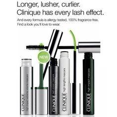 #Clinique #Makeup #Mascara sets