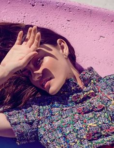 HAIR BY RENYA XYDIS Photography: Beau Grealy Styling: Romy Frydman