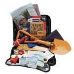 Don't wait until it's too late! Be prepared for winter with a AAA 65-Piece Winter Severe Weather Travel Kit Only $39.99 Shipped!