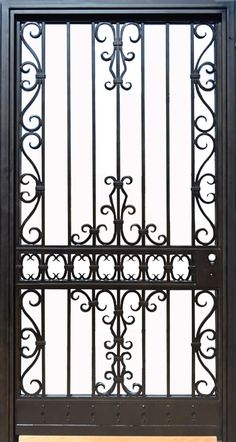 Iron Entrance Door - Design From Historic Record - 2256FD  sc 1 st  Pinterest & Entrance Doors - Designed From The Historical Record - 8020WIA ...