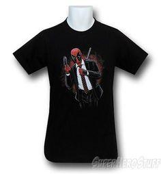Deadpool Class Assassin T-Shirt @ superherostuff.com - Must have!
