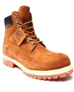 Find Timberland Icon Premium Boots Men's Footwear from Timberland & more at DrJays. Timberland Boots Outfit, Shoes Boots Timberland, Shoe Boots, Timberland Fashion, Brown Dress Shoes, Dress With Boots, Fashion Boots, Swag Fashion, Dope Fashion