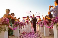 Approx £944 for this beautiful Phuket Beach ceremony in Thailand. From Creative Events Asia