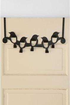 Urban Outfitters - Over the Door Flock of Birds Hook