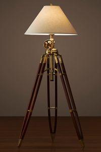 tri pod lamp DIY