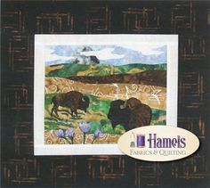 Manitoba Wall Hanging Quilt Kits, Quilt Blocks, Quilted Wall Hangings, Applique, Quilts, Cool Stuff, Birthday, Fabric, Mystery