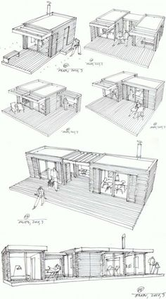 alone-in-a-coffee-shop:  Modern House Designs (x)                                                                                                                                                                                 More