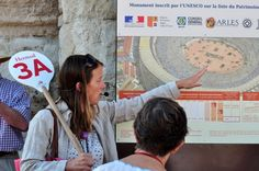 Our included walking tour took us to a UNESCO World Heritage Site @VikingRiver #VikingLongships