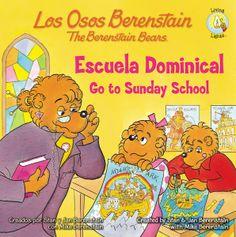 Los Osos Berenstain van a la escuela dominical  Cuando Mamá Osa decide que hace demasiado tiempo que la familia no asiste a los cultos en la...