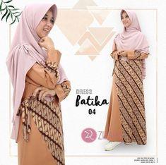 Gamis Zizara Batika Dress 04 - baju muslimah busana muslim Kini hadir  untukmu yang cantik syari 140eaa6017