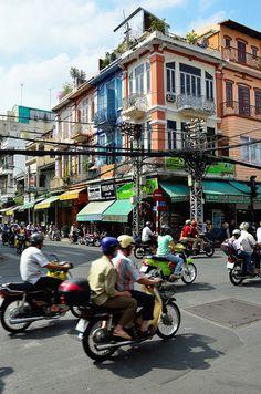 Saigon / Ho Chi Minh City, Vietnam share your travel experience with us! www.thetripmill.com