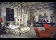 Sophia Loren's Italian Villa From Life Magazine