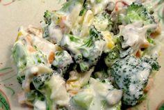 brokoli salatası nasıl yapılır