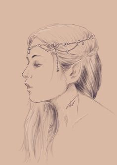 Anairë by middleearthneedsdracology