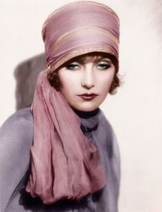 Classic Style - Greta Garbo