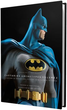 rogeriodemetrio.com: Capturing Archetypes Sideshow Collectibles Book