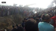 School bus collides with truck in UP's Etah, 15 children dead  http://www.mirchi24x7.com/school-bus-collides-with-truck-in-ups-etah-15-children-dead/