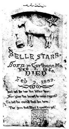 belle starr - Google Search