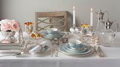 A Touch Of Silver To The Holiday Table - ARTEMEST