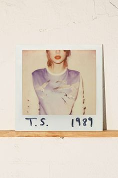 Taylor Swift - 1989 LP - Urban Outfitters