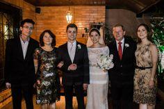 casamento denise & lessandro-pais e irmãos noiva