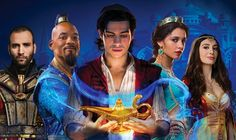 Disney Movies - Aladdin 2019 (disneyaladdin2019) di Pinterest