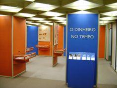Visão do interior - Museu de Valores BCB