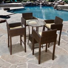 5 Piece Outdoor Wicker Patio Bar Chair Barstool w/ Cushion Set by TK Classics, http://www.amazon.com/dp/B007JN5JD4/ref=cm_sw_r_pi_dp_nNIesb1E958Y9
