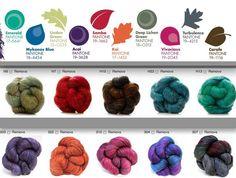 ArtYarns Color Palette planner