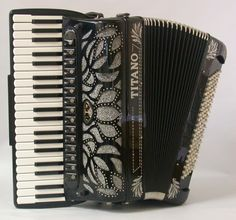 This is a lovely accordion.