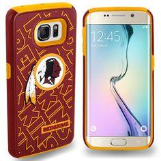 Washington Redskins Galaxy S6 Edge Dual Hybrid Case - $24.99