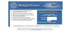 NetAddress.com Email