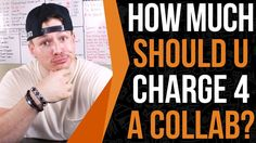 How Much Should You Charge For A Collab? I Charge $1000 https://www.youtube.com/watch?v=z97h7bejsmI  How To Get Famous On Instagram  How Much Should You Charge For A Collab is a question I wondered in the beginning stages. Was my price too high? Was my price too low? It could really get confusing and you don't exactly want to lose out on any money or exposure you can gain from a collab. This video explains the pricing and reasons behind pricing for you charging for a rap feature. Remember…
