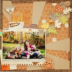 Hello Fall by naomi atkins