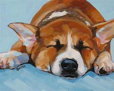 "Daily Paintworks - ""Ipo"" - Original Fine Art for Sale - © Shari Buelt"