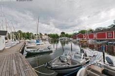 Laituri - laiturit laituri veneet vene satama masto mastot vesi kesä venepaikat venepaikka Raasepori Tammisaari Ekenäs