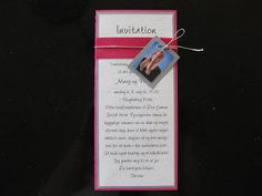 Happymade: Konfirmation - invitation, bord-/menukort