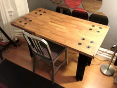 Picture of Ridiculously Heavy Table